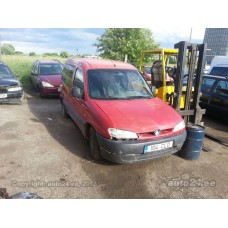 Citroen Berlingo 1.9 (01.1997 - 12.2001)